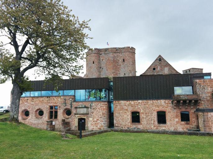 Le centre d\'interprétation du patrimoine dans l\'ancien corps de garnison