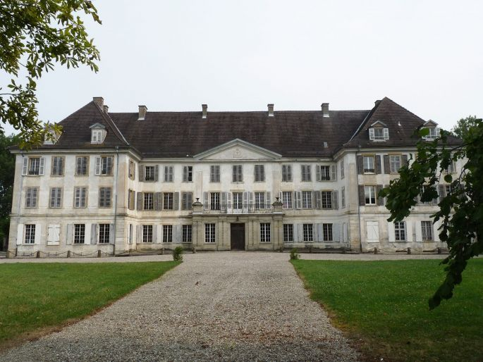 Château de Reinach à Hirtzbach