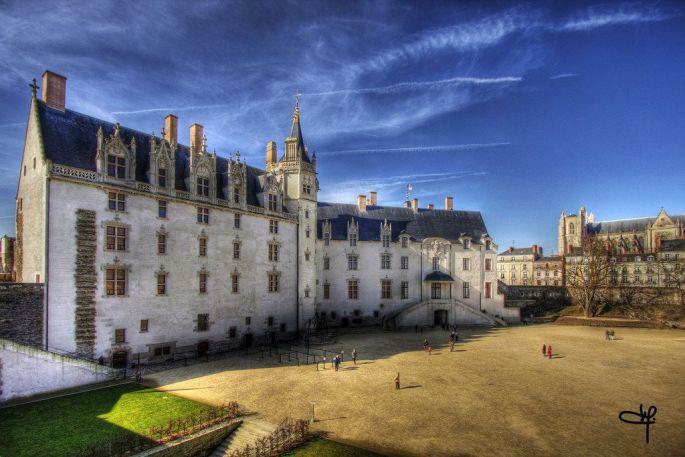 Château des Ducs de Bretagne de Nantes