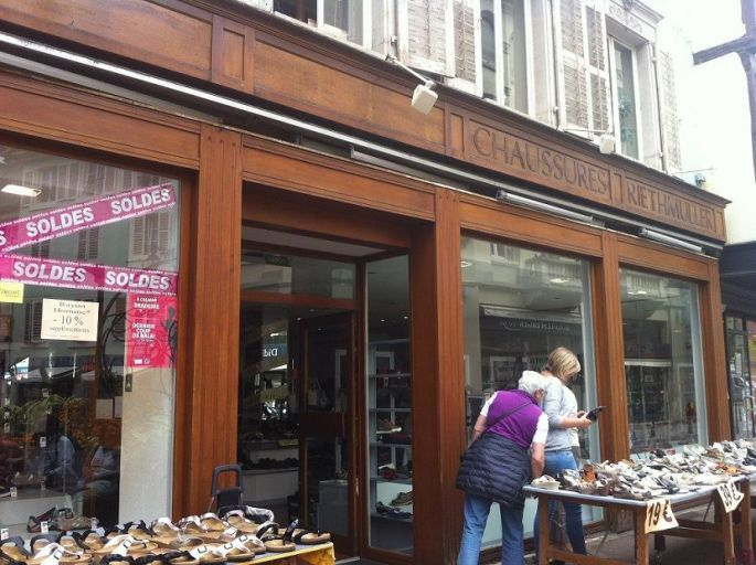 f6fcc1c3577339 Chaussures Riethmuller Colmar - Chaussures