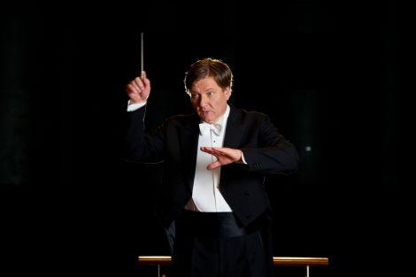 Le chef d\'orchestre de l\'OPS : Marko Letonja