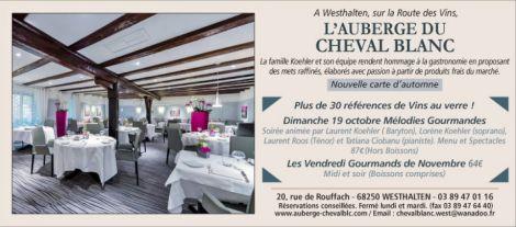 L\'Auberge du Cheval Blanc