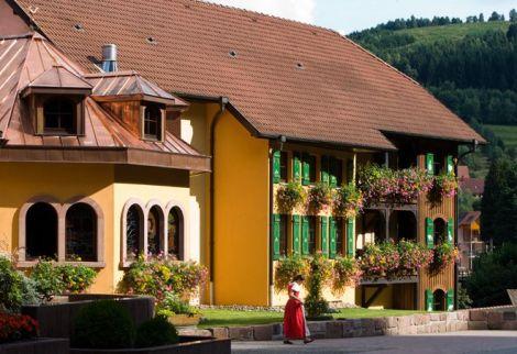L\'hôtel restaurant spa Chez Julien à Fouday