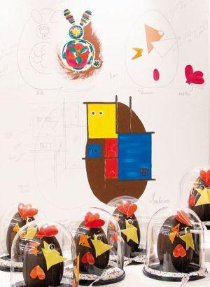 Les spécialités chocolatées de chez Daniel Stoffel