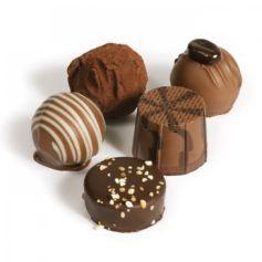 Truffes, pralinés, au lait... les variétés du chocolat sont sans fin !