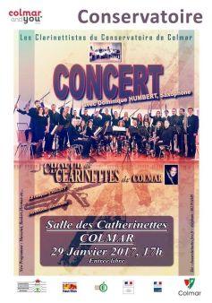 Choeur de Clarinettes de Colmar
