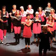Chœur en Portée chante « À vos rencontres »