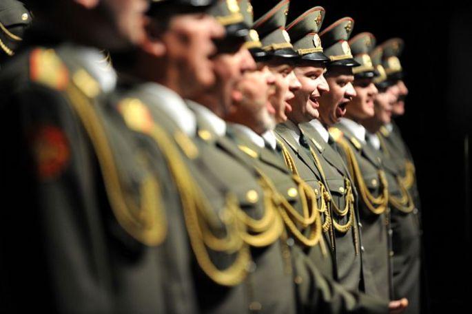 Chœurs de l\'Armée russe