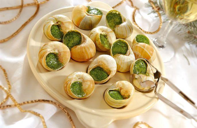 Les escargots de Bourgogne sont gustativement les plus intéressants