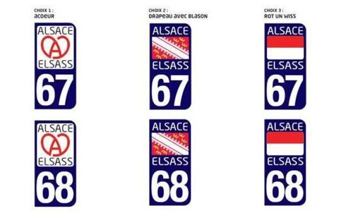A vous de choisir le nouveau logo qui sera présent sur les plaques d\'immatriculation!