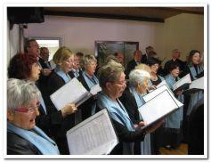 La chorale Harmonie de Mulhouse