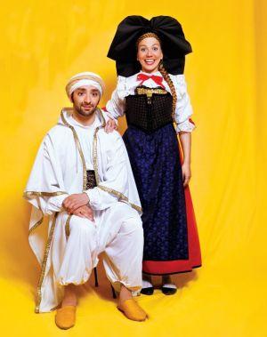 Le mélange des cultures dans Choucroute Merguez, pour un mariage hallal-sacienne !