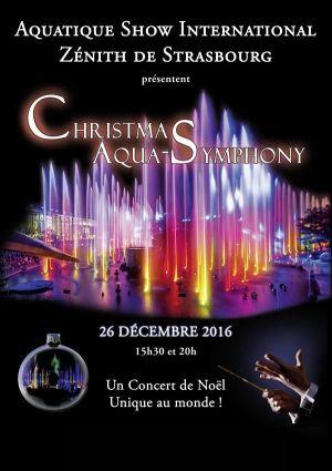 Christmas Aqua-Symphony