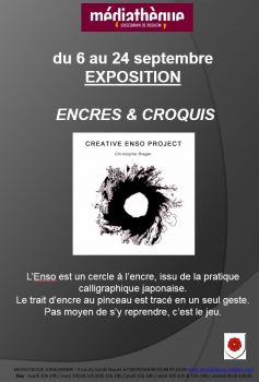 Christophe Rieger : Creative Enso Project