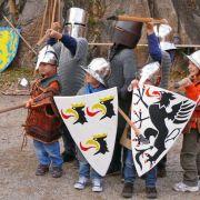 Château du Hohlandsbourg : des activités pour les enfants en 2010