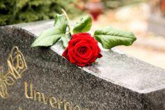Les cimetières sont avant tout des lieux de mémoire pour nos défunts