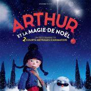 Ciné des tout petits : Arthur et la magie de Noël