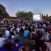 Ciné plein air à Metz 2021