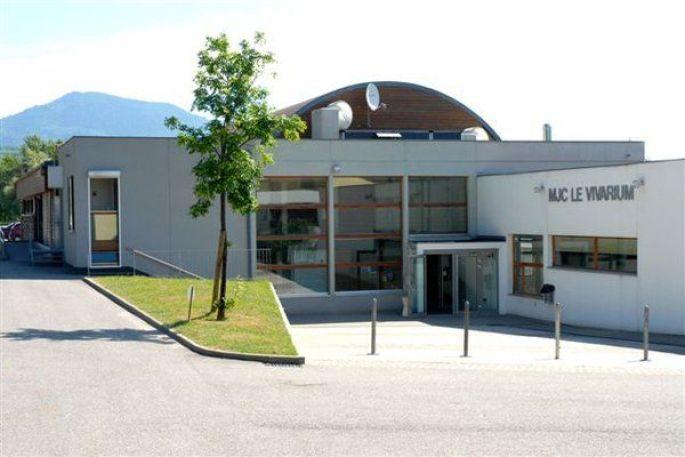 Cinéma de la MJC Le Vivarium