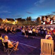 Cinéma en plein air en Alsace - Eté 2018