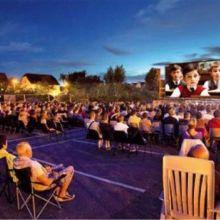 Cinéma en plein air en Alsace - Eté 2019