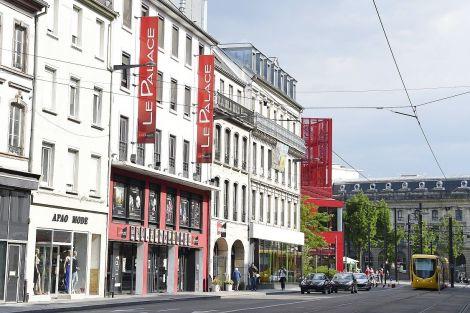 Cinéma Le Palace à Mulhouse
