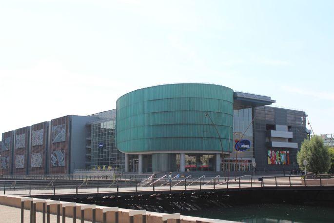 L\'UGC Ciné Cité de Strasbourg