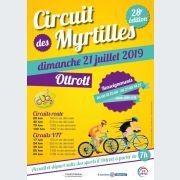 Circuit des Myrtilles à Ottrott 2019