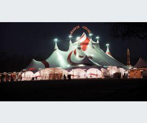 Cirque Arlette Gruss - Tournée 2020