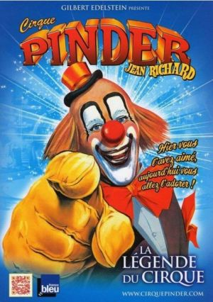 Cirque Pinder à Nancy