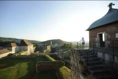 La citadelle vue des remparts