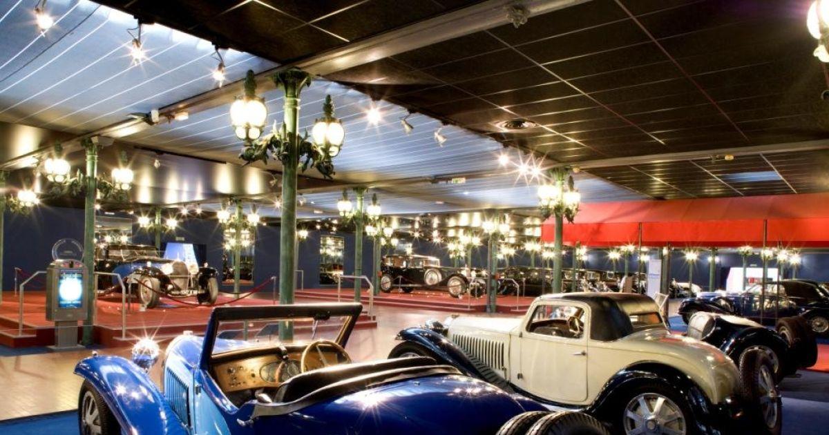 Cit de l 39 automobile mus e de l 39 auto mulhouse mus e - Office du tourisme de mulhouse ...