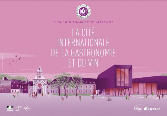 La Cité internationale de la gastronomie et du vin
