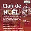 Clair de Noël 2017 - En attendant Noël