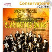 Clarinet Swing