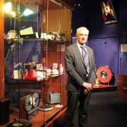 Claude Welty, le directeur du Musée Electropolis