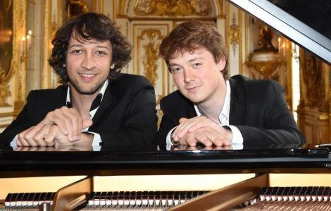 Clément Lefebvre et Alexandre Lory