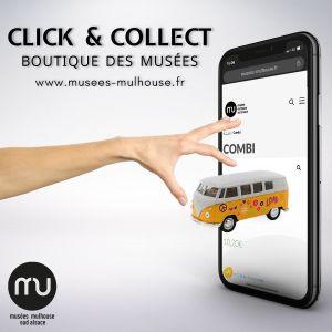 Click & Collect à la Boutique des Musées Sud Alsace