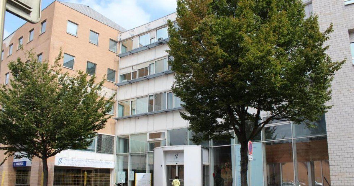 clinique du diaconat mulhouse maison hopital h pitaux centre soins hospitalier urgences. Black Bedroom Furniture Sets. Home Design Ideas
