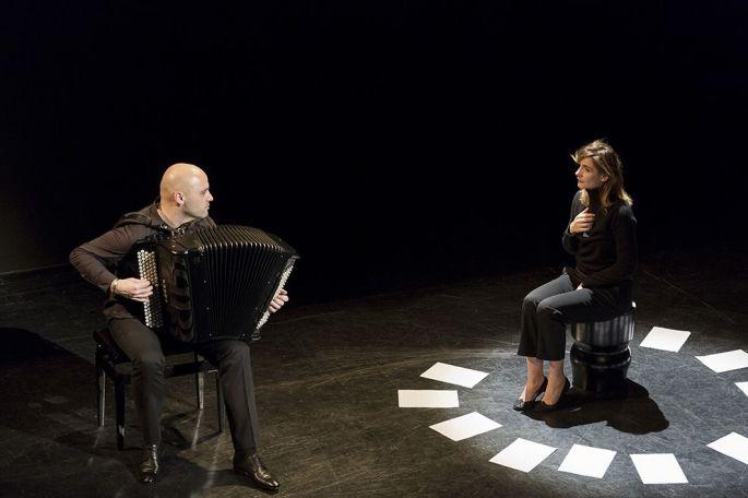 L'actrice Clotilde Coureau lira des extraits du livre d'Abd Al Malik, L'art de la révolte
