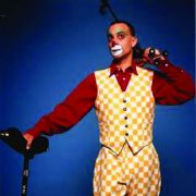 Clown de rue