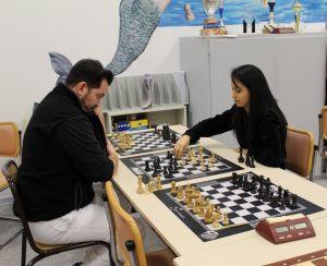 Concentration, le maître-mot des échecs, comme ici au club Philidor de Mulhouse