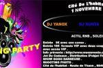 clubbing party a la cite de l'habitat