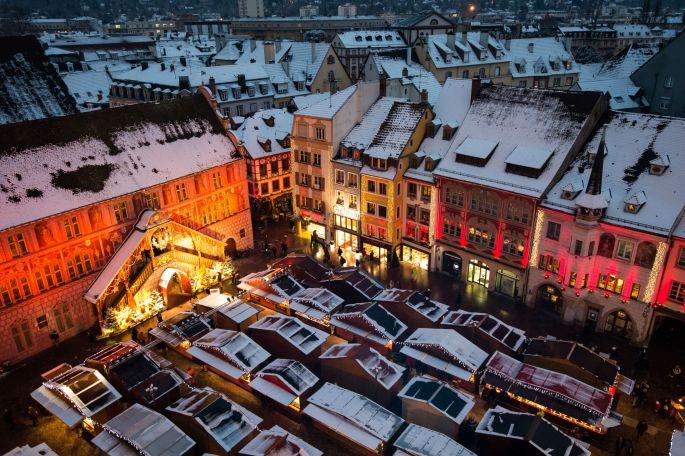 Collection  - Marché de Noël à Mulhouse