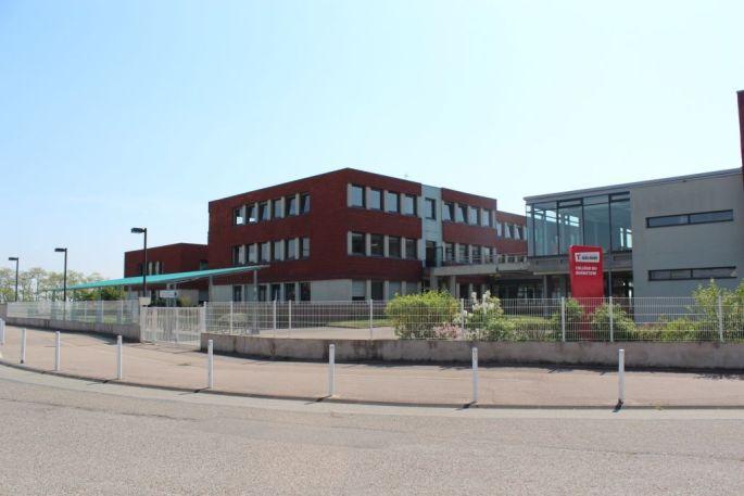 Collège du Bernstein à Dambach-la-Ville