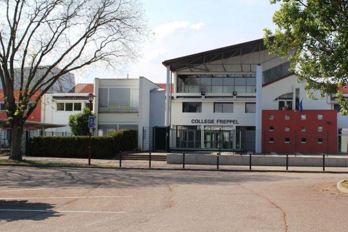 Collège Freppel à Obernai