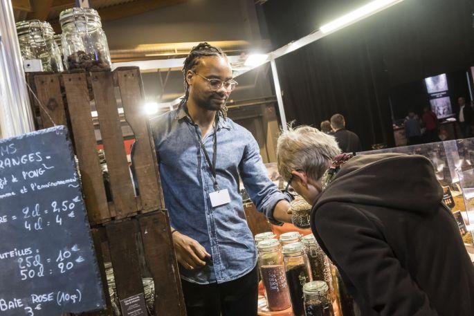 On découvre de nouvelles saveurs au Salon du Tourisme à Colmar