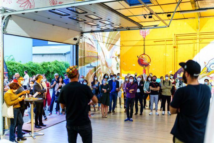 Colors Urban Art Festival powered by SOCOMEC