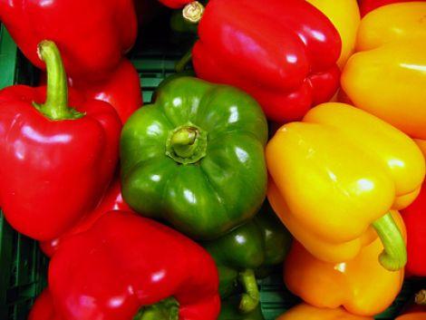 Comment choisir les poivrons : rouges, verts ou jaunes ?