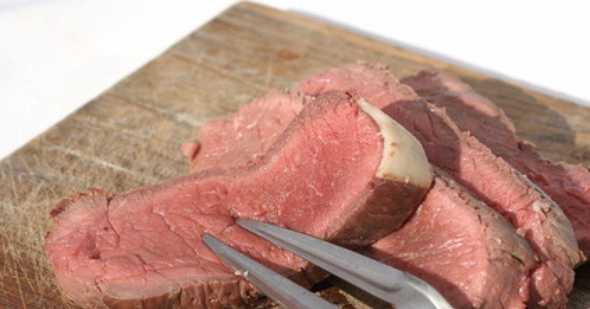 Comment d couper un morceau de viande cuit au four - Comment griller des chataignes au four ...